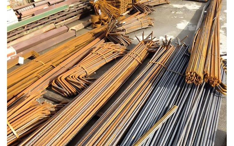 Articoli in ferro per edilizia