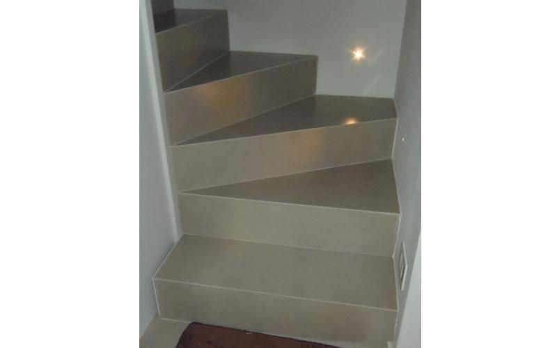 Rivestimento scale da interno