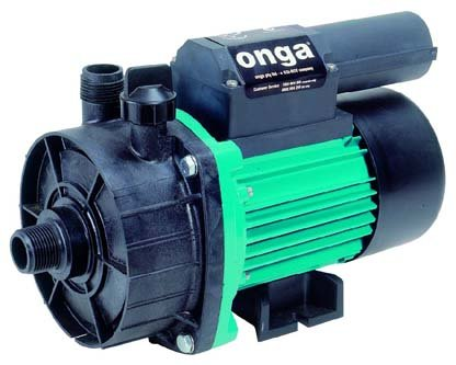 Onga pump for the irrigation system