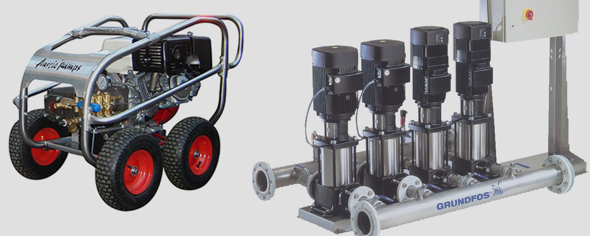 Range of quality irrigation system