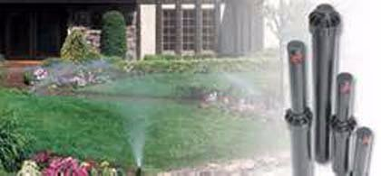 Water sprinklers