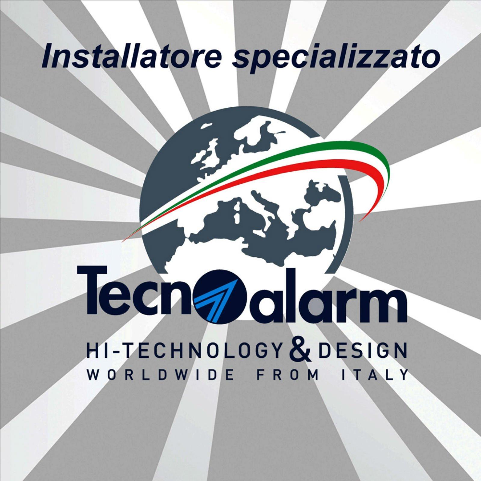 Tecnoalarm - logo