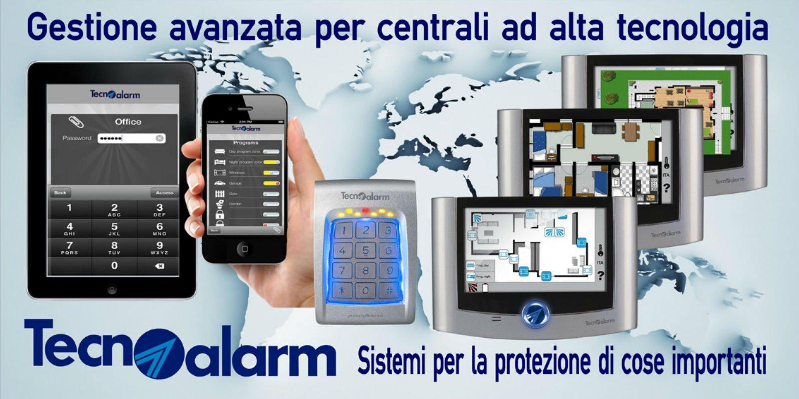 pubblicità gestione per centrali ad alta tecnologia