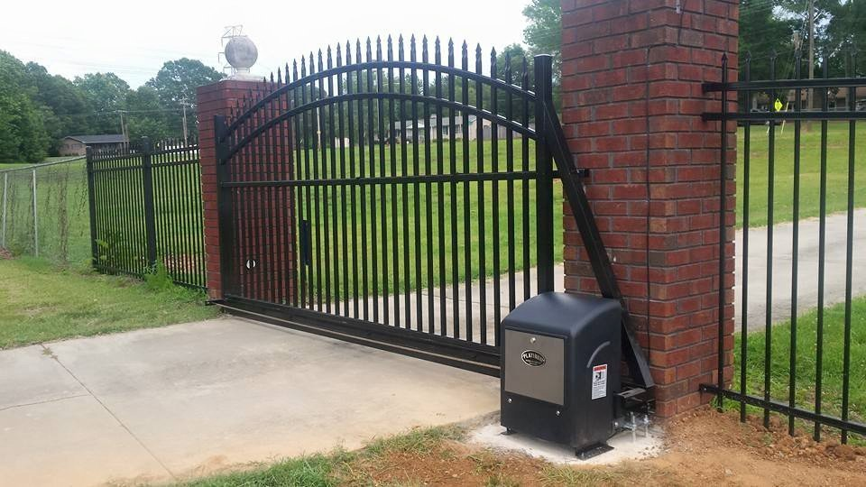 Automatic Gate Installation Statesville, NC