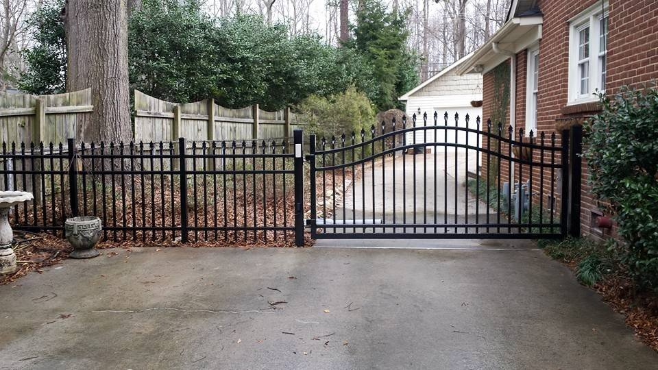 Automatic Gate Installation Mooresville, NC