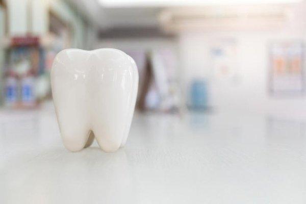 dente con sfumatura