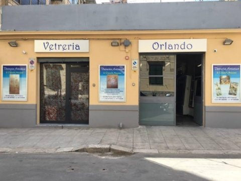 vetreria di Palermo