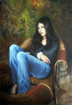 Oshrat - Daughter of a friend.
