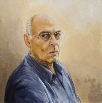 Sami Michael - One of Israel's foremost writer and a good friend of ours.