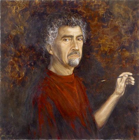 Self portrait ancient
