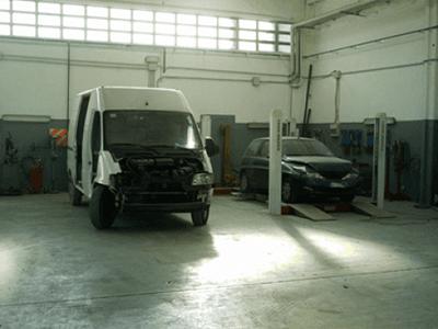 soccorso stradale e recupero mezzi incidentati