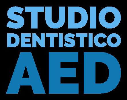 studio dentistico aed logo