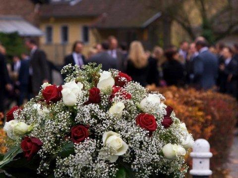 Saluto funebre cimitero - Cerea