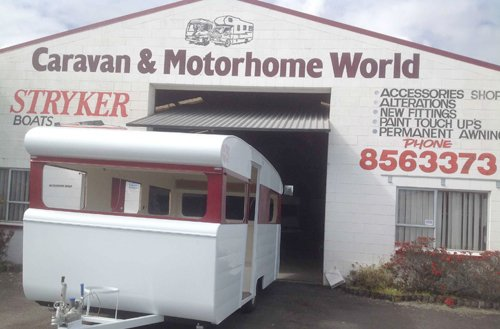 Carvan and Motorhome World Ltd