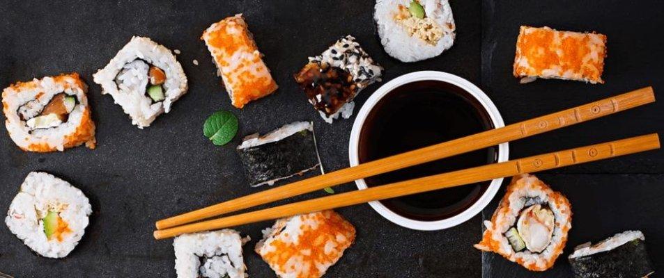 ristorante giapponese roma