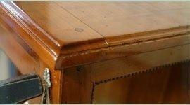 curvatura legno massello