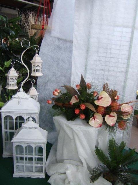 fiori per ricevimenti