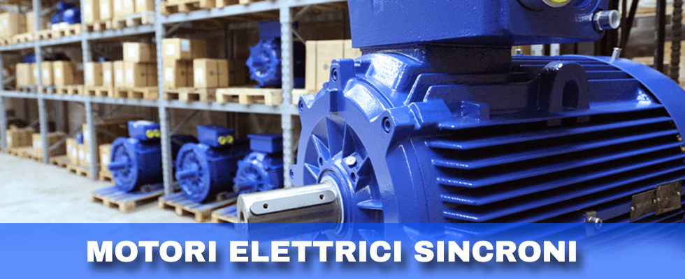 Motori elettrici sincroni