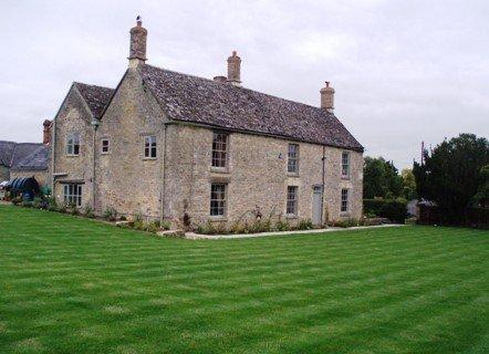 Garden completed  - Oxford - Trees & Gardens Ltd