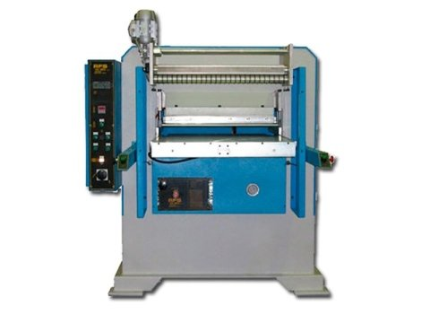 manufacturing of paper processing presses