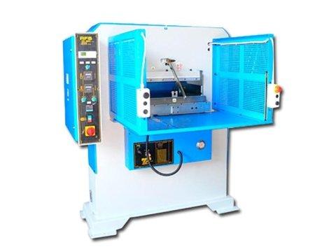 fabricación de prensas para estampar la piel