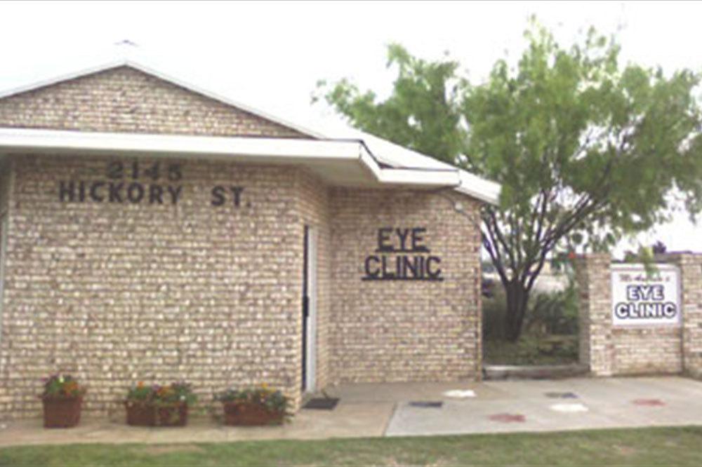 Eye Doctor Colorado City Tx