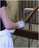 lucidatura mobili antichi