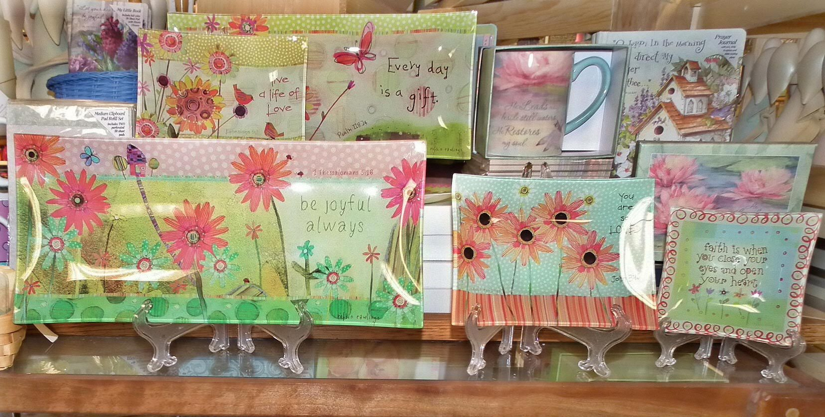 Gift Ideas at The Cross Eyed Owl