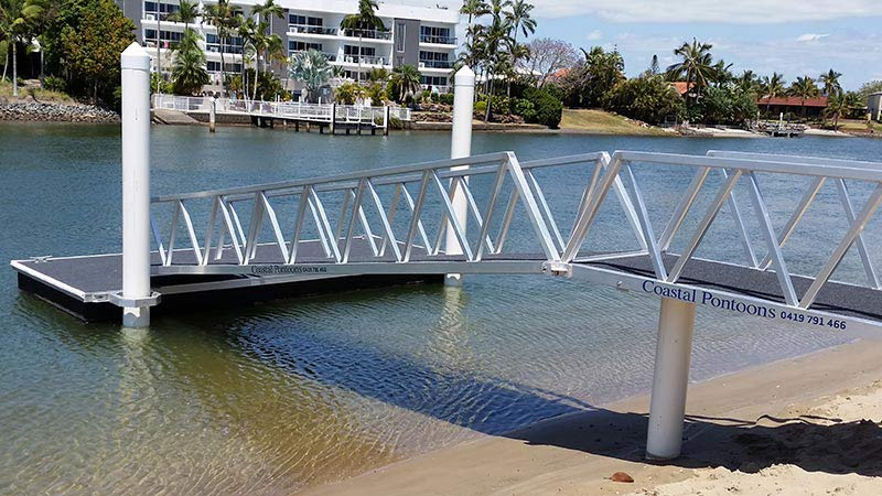 coastal pontoon and jetty repairs jettty and pontoon