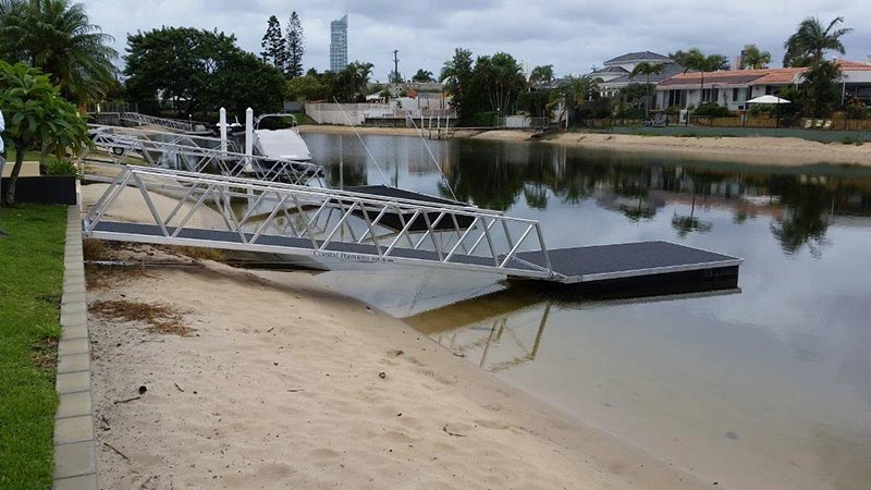 coastal pontoon and jetty repairs many jetties and pontoons