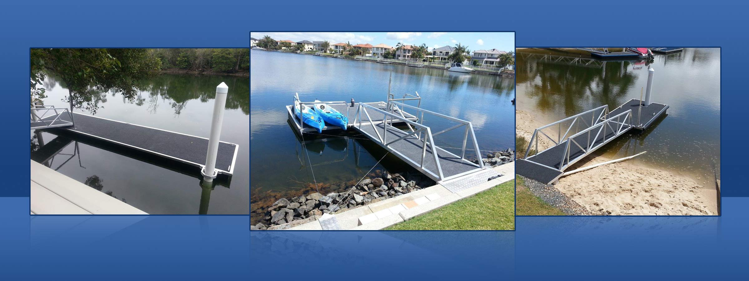coastal pontoon and jetty repairs high qualities of jetties and pontoons
