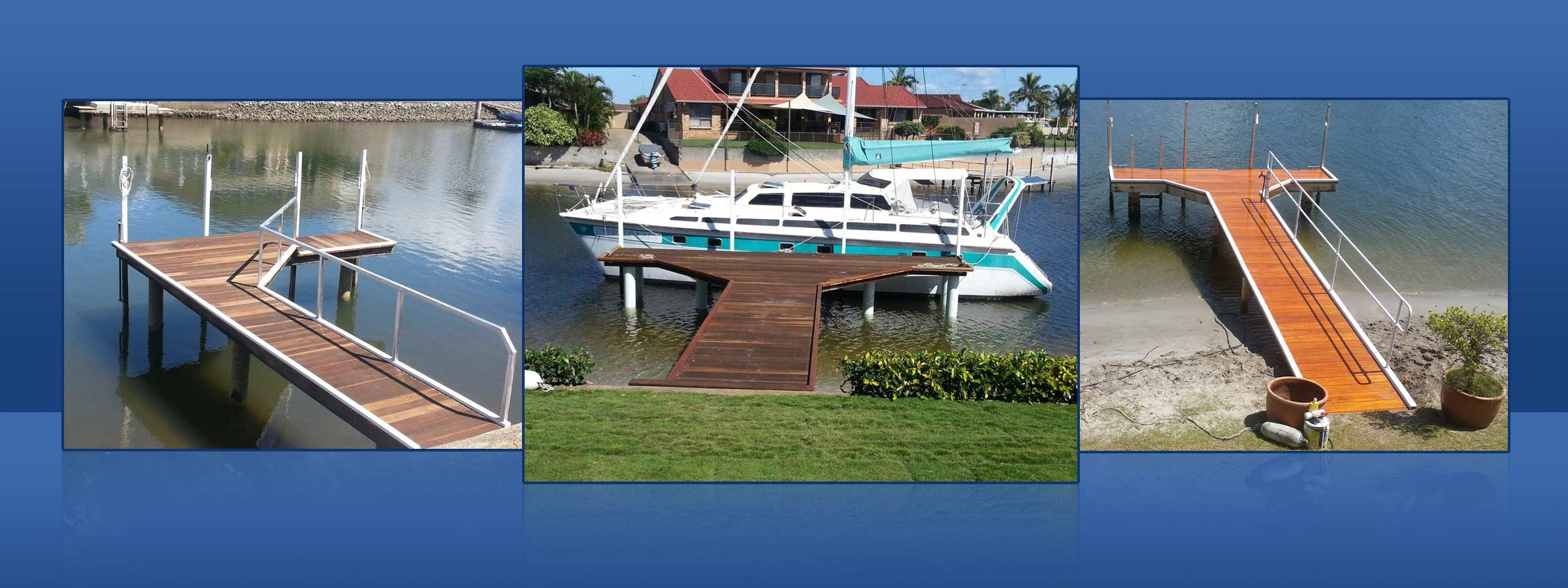 coastal pontoon and jetty repairs jetties and pontoons