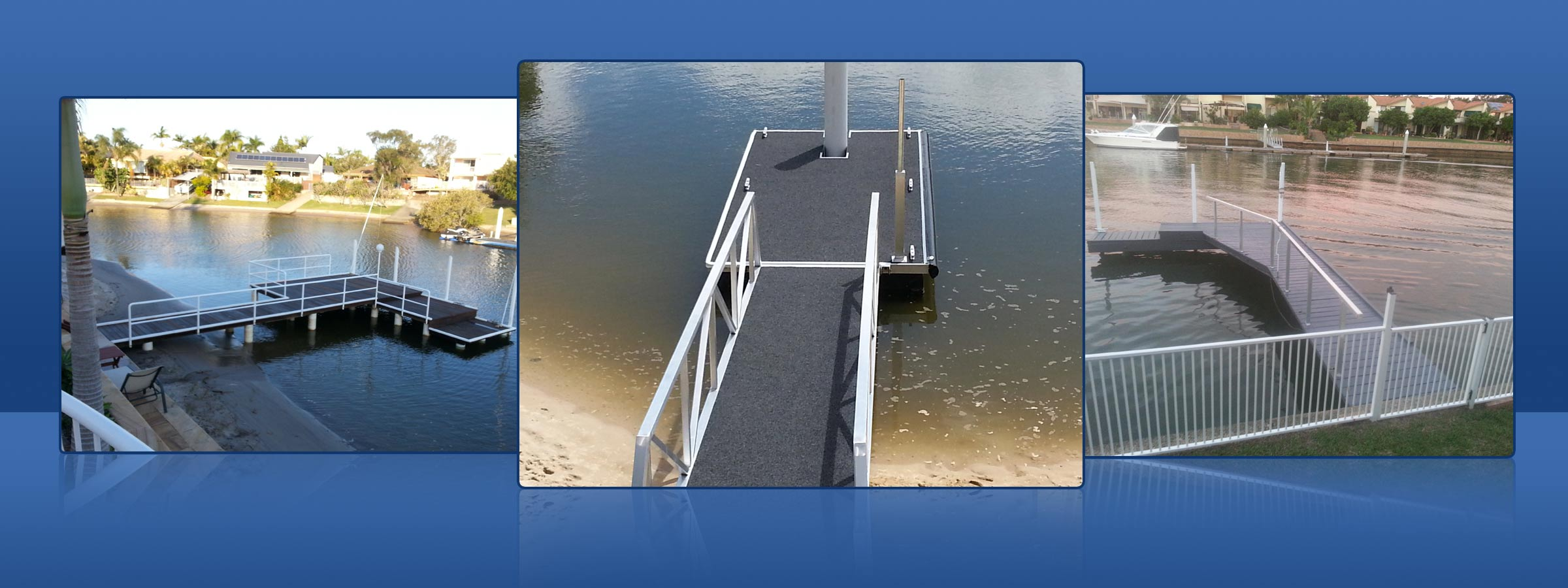 coastal pontoon and jetty repairs high quality jetties and pontoons