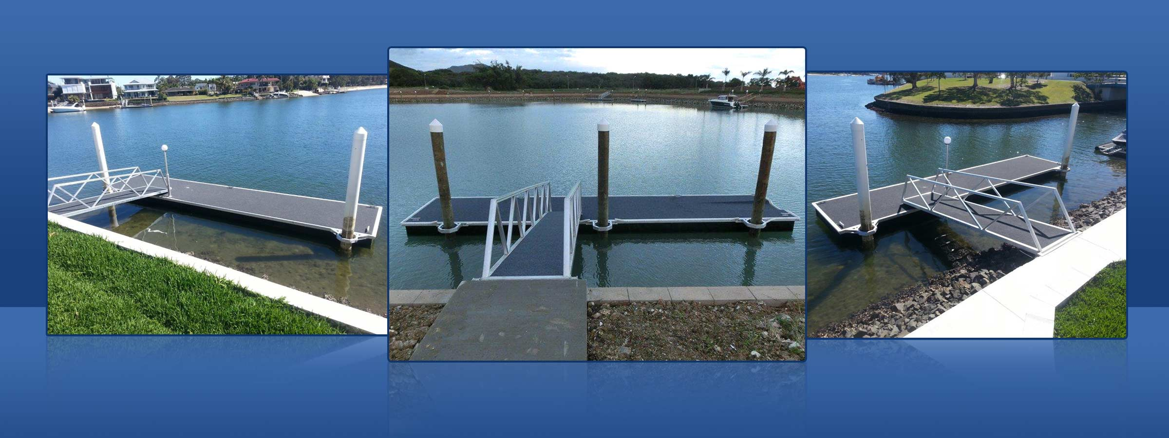 coastal pontoon and jetty repairs pontoon and jetty