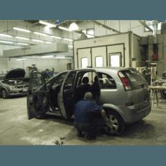 manutenzione interni veicolo