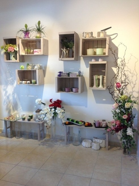 Pami e Tulipani - Interno negozio