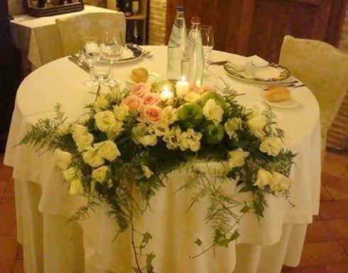 Addobbi floreali per congressi