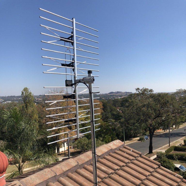 Professional Guaranteed House Painting Western Springs: Macarthur Antennas