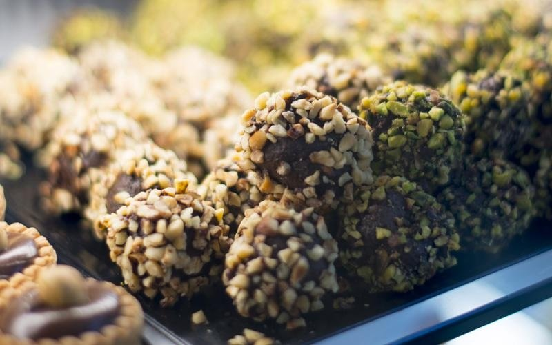 Pasticceria al pistacchio