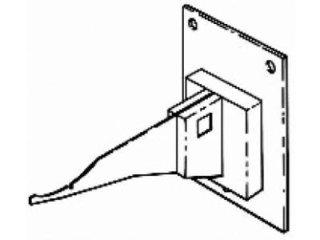 mensola supporto radiatore