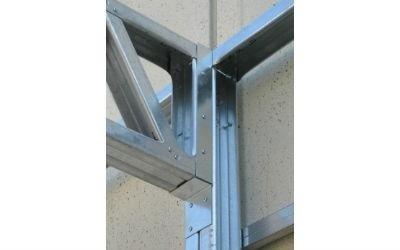 struttura casa acciaio