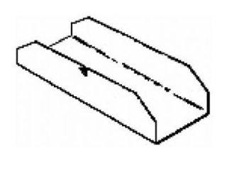 giunto longitudinale pareti