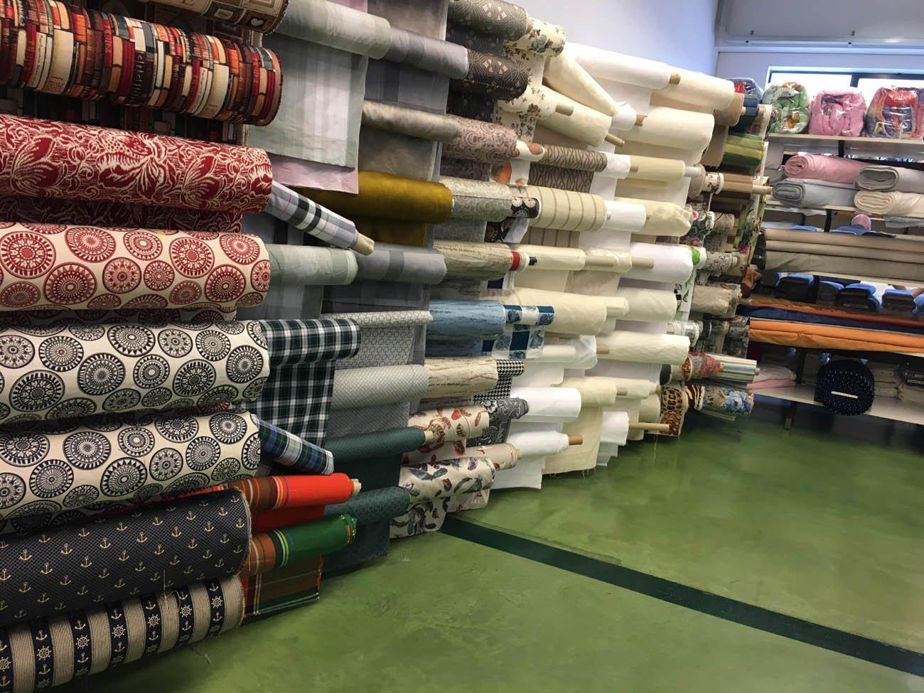 Tessuti Per Divani Fantasia : Tessuti arredo casa mantova dello scampolo