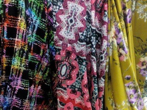 negozio di tessuti