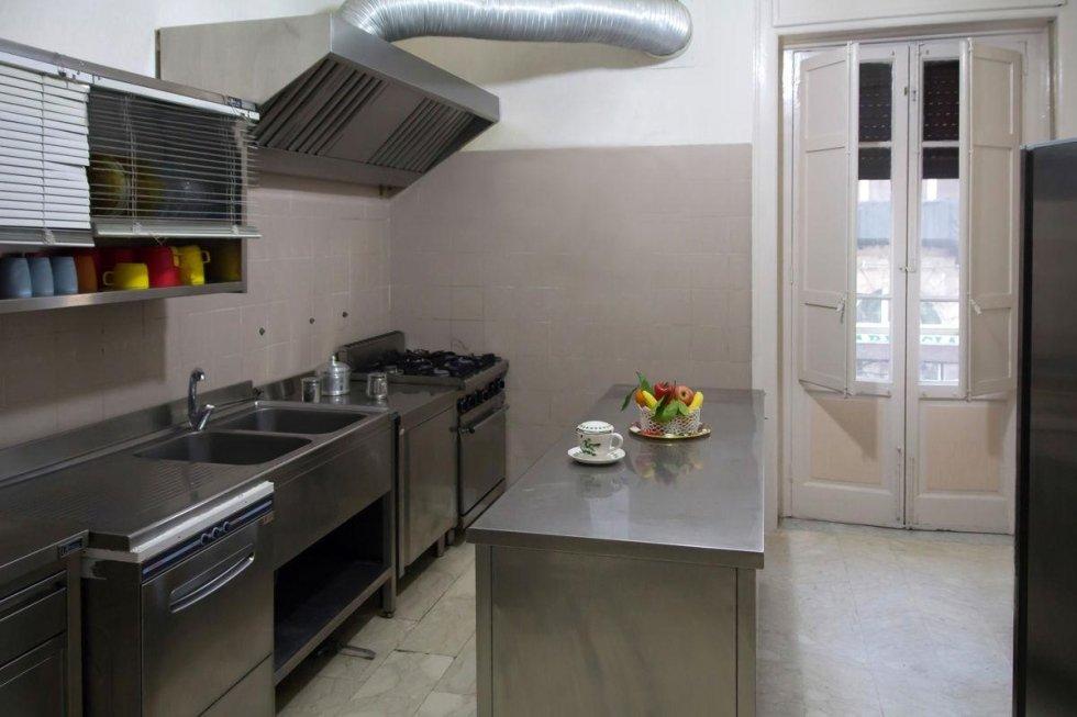 appartamenti con cucina interna