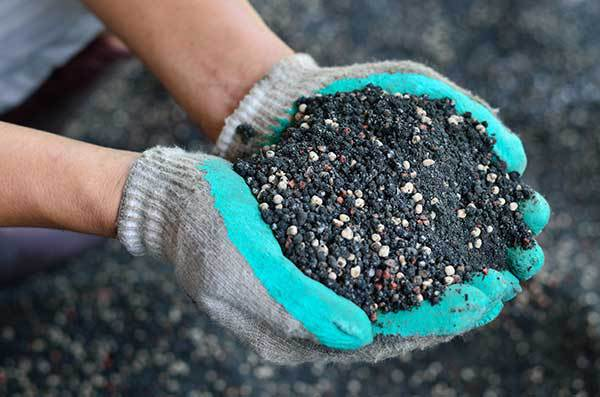 sand blending garden composite blends soil blends