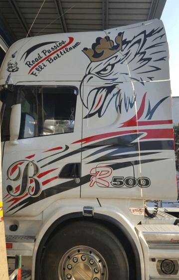 digital design personalizzazioni auto moto camion tir