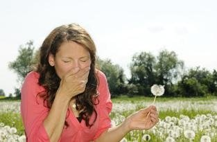 campionatore pollini