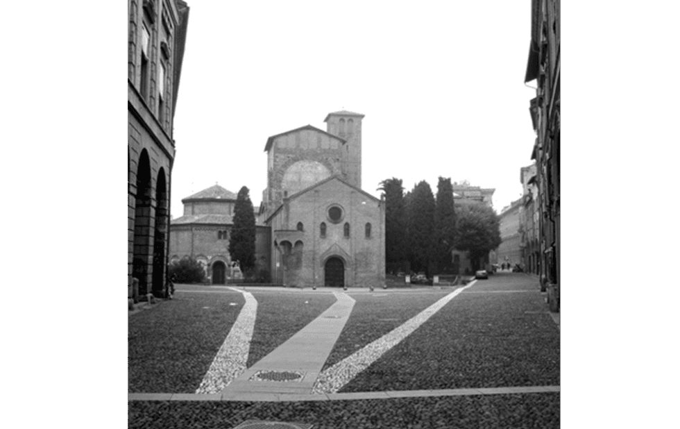 Foto storica piazza Santo Stefano