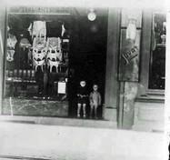 Il negozio di via Lanzone